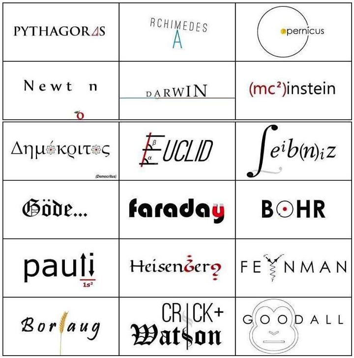 Scientist logos