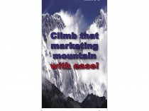 Climb that marketing mountain, with ease!