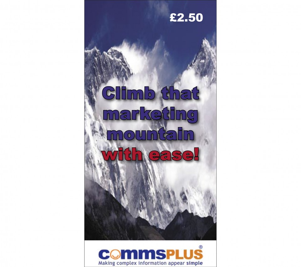 climb that marketing mountain