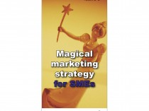 Magical marketing strategy for SMEs
