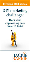 10 copywriting test