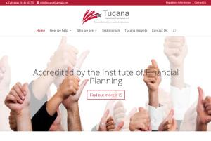 Tucana after