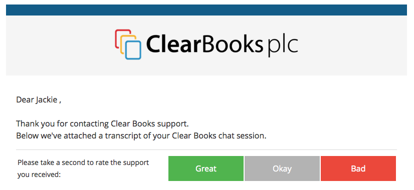 ClearBooks