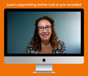 Jackie Barrie: Copywriting trainer