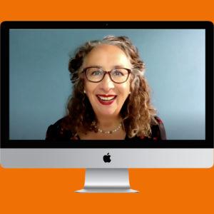 Jackie Barrie iMac